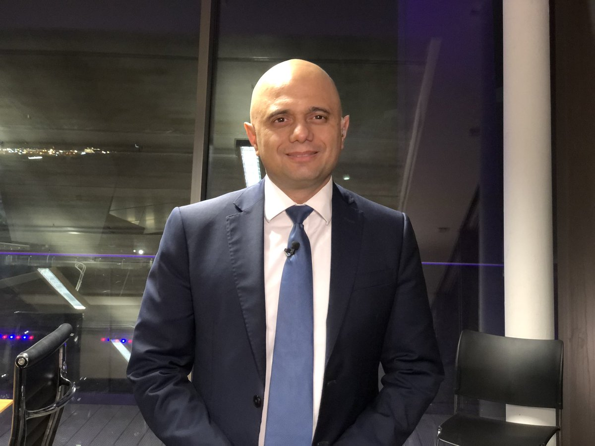 test Twitter Media - On @itvcalendar tonight at 6, @duncanwooditv talks to @sajidjavid about politics, the Chancellor was in #Hull https://t.co/srIEcE4Cvu