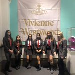 Year 10 Textiles girls had the pleasure of visiting the Westwood exhibition at the Atkinson in Southport today. https://t.co/EZXqRtzo6N