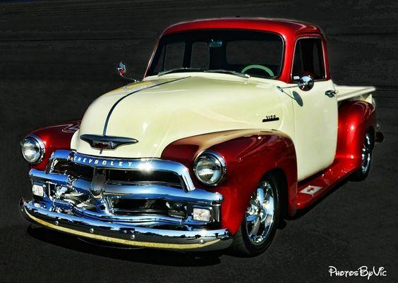 1954 #Chevy 3100 PU #TruckTuesday @GtoPmd @wildbillphoto @bill6378 @dhack789 @Dougydoug79 @kmandei3 @kking1367 @carguysandgals @MichelleAZ43 https://t.co/D54k33wpRB