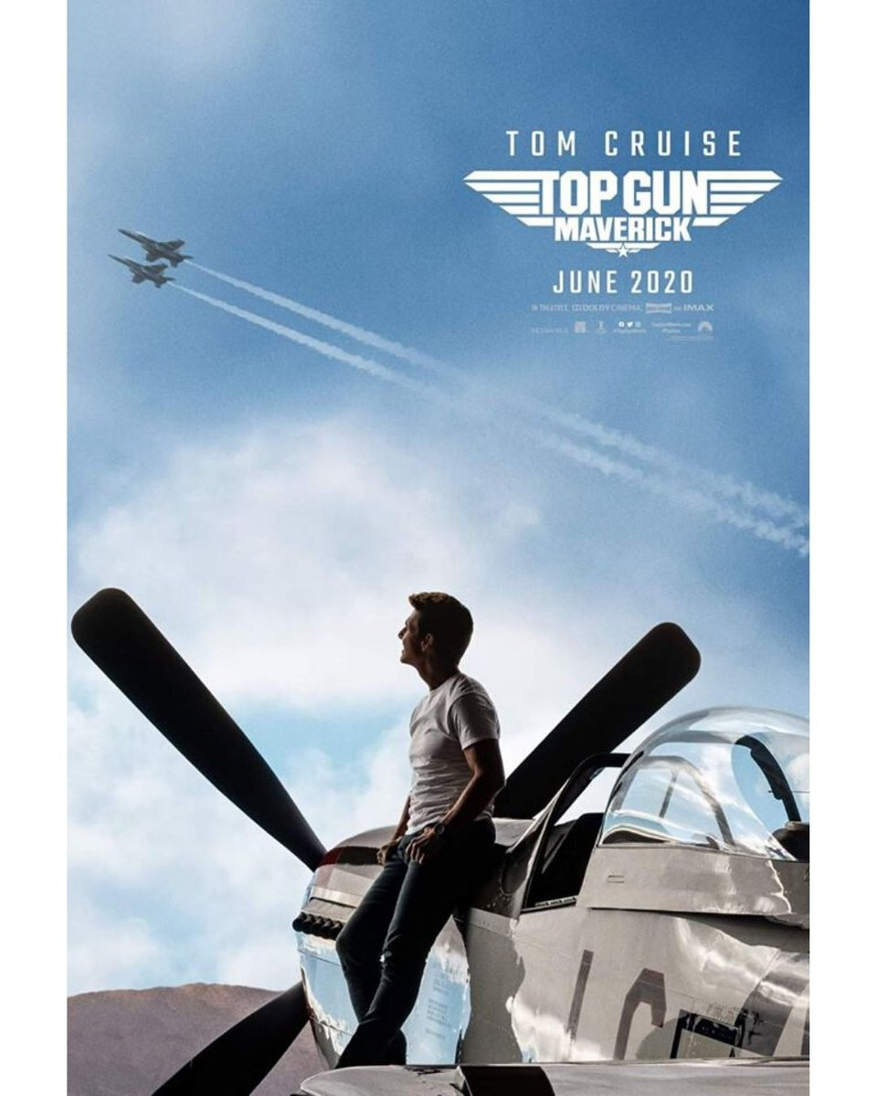 test Twitter Media - Feel the need. #TopGun in D-BOX June 2020. // Voyez Top Gun en D-BOX l'été prochain. https://t.co/KBQEInFabO