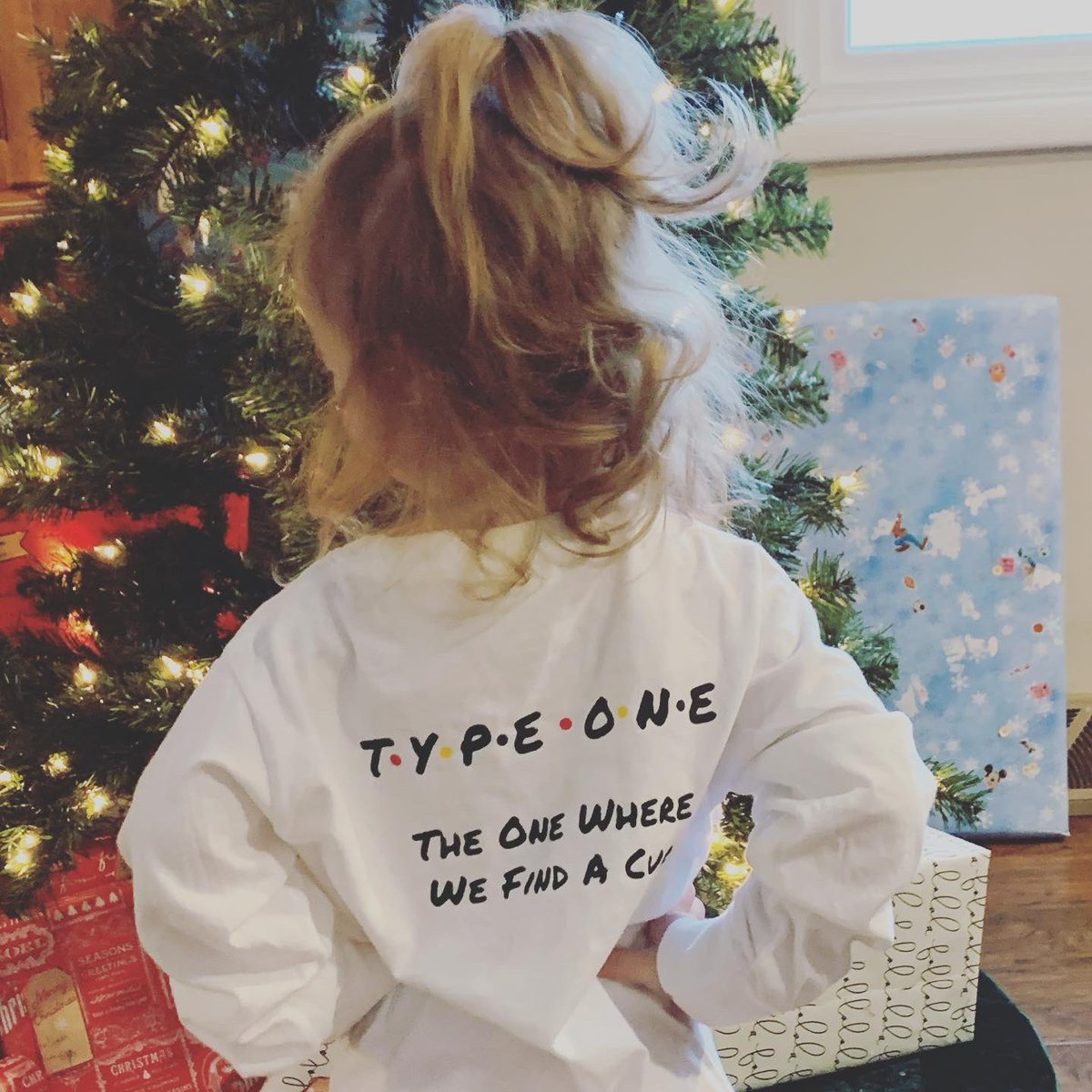 test Twitter Media - My cousin @poehleinmj was diagnosed with #type1 at 4 years old. She's one of the strongest women I've met. We must find a cure. Until then I'll keep raising awareness. #theonewherewefindacure #mackspack https://t.co/Hlcj4lvMgi