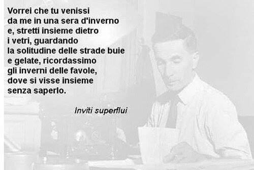 Inviti superflui 🖊 Dino Buzzati https://t.co/hFPeQGmEoK