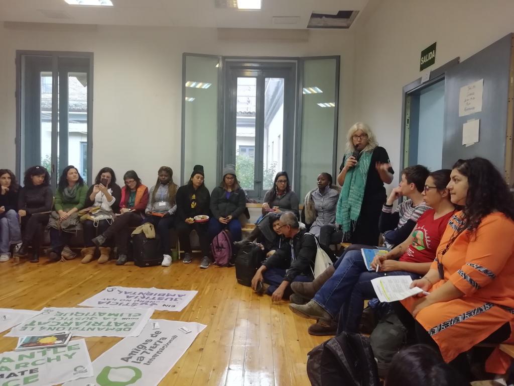 test Twitter Media - De omschakeling naar groene energie mag niet ten koste gaan van gemeenschappen in het mondiale zuiden! Daarom pleiten 50 activisten bij de #COP25 in Madrid voor #gender en inheemse #klimaatrechtvaardigheid #TimeToAct #JustTransition https://t.co/Edqu5uZO9m