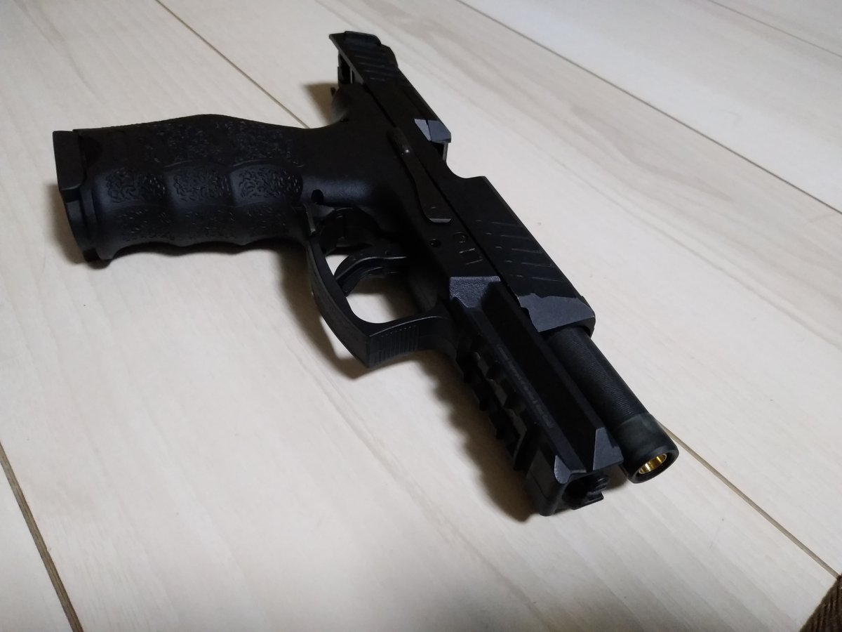 test ツイッターメディア - 祝!自衛隊新拳銃 SFP9採用。 台湾製VP9持ってるけどSFP9として東京マルイあたりで新製品リリースしてくれんかのう。 https://t.co/EiKIgmfclA