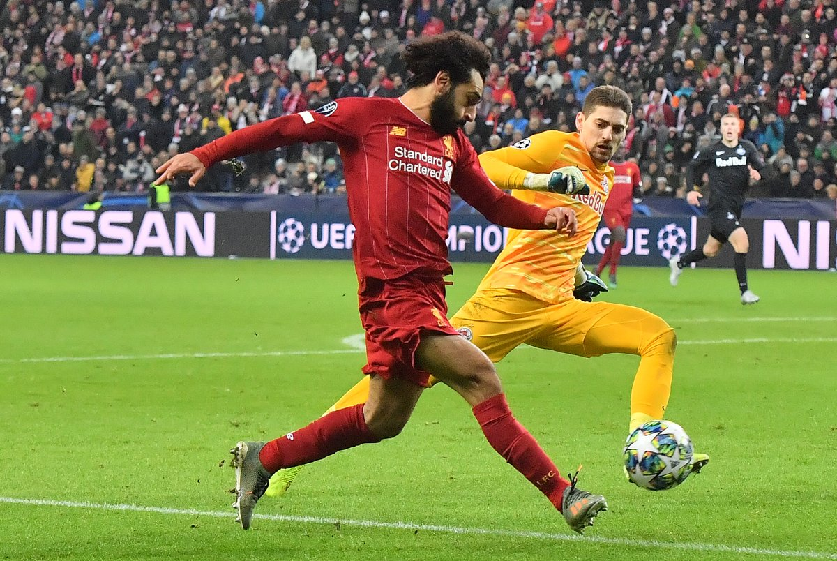 test Twitter Media - 27 - Mohamed Salah has been involved in 27 Champions League goals for Liverpool (19 goals, 8 assists) - only Lionel Messi (28) has been involved in more since the Egyptian joined the Reds. Masterful. #SALLIV #UCL https://t.co/ngAkELcckq