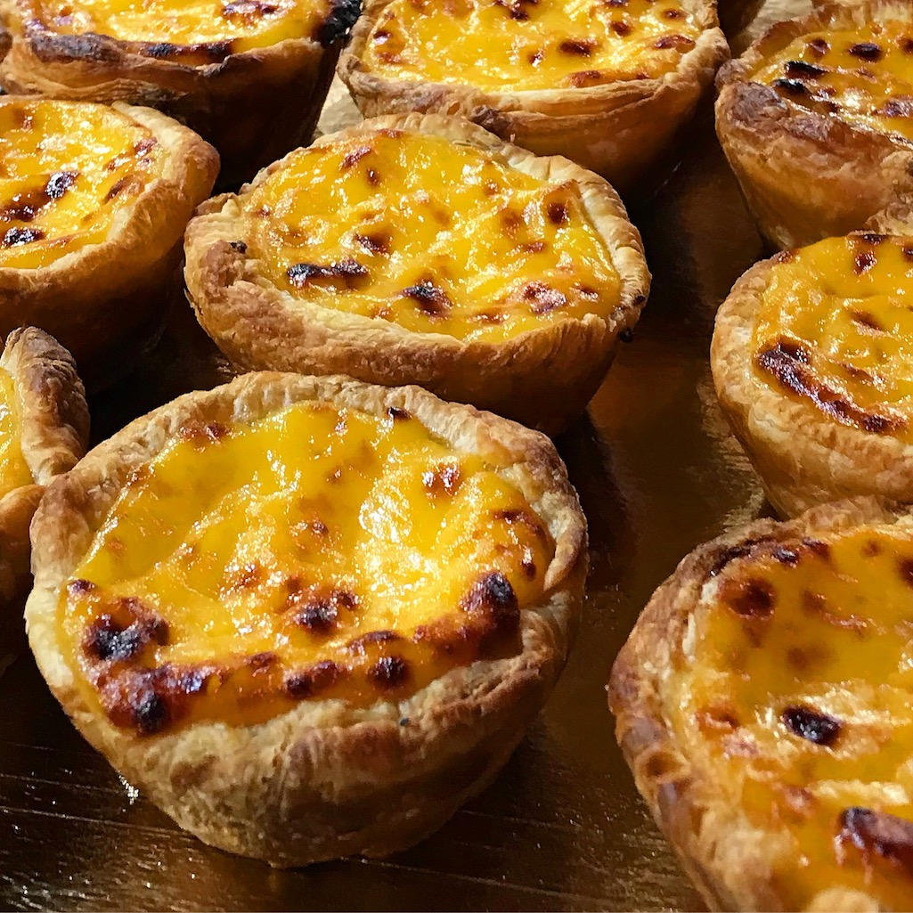 A2. Delicious pastries brought from Portugal #FoodTravelChat https://t.co/5eTyhgjaYn