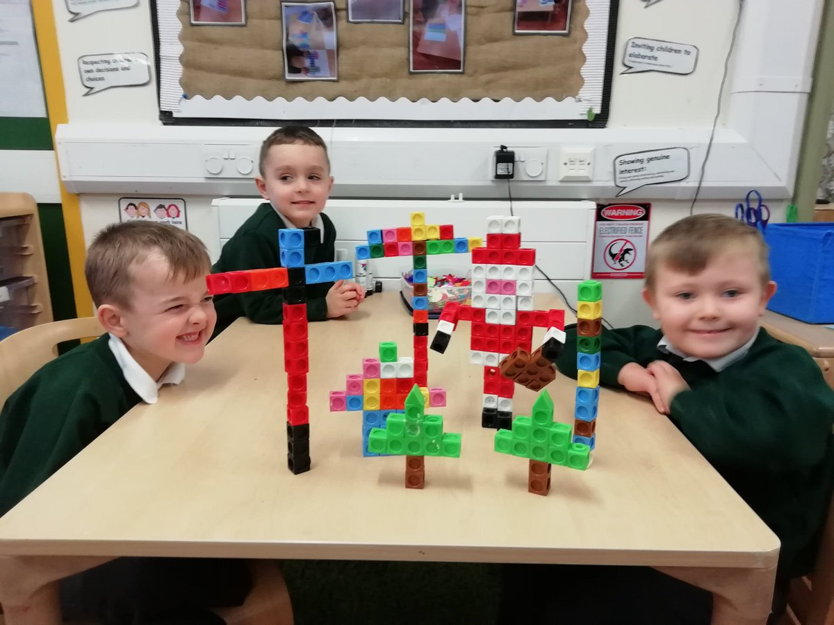 test Twitter Media - @cent_coaching #CCSA12daysoffitmas Mr Ryan and reception have been making Christmas models in multilink on Day 7. Can you guess what they are? https://t.co/XZRzj6rZ9A