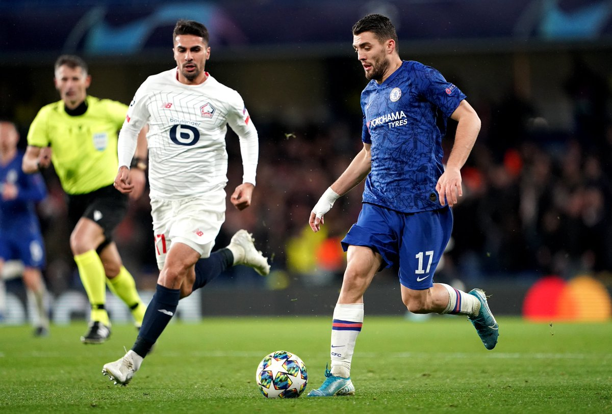 test Twitter Media - Highest take-on success-rate among players with 15+ take-ons in the #UCL this season:  🔘 Mateo Kovacic (80%) 🔘 Willian (68%) 🔘 Boubakary Soumaré (67%) 🔘 Jeff Reine-Adélaïde (63%) 🔘 Lionel Messi (63%)  The Chelsea duo leading the way. 💃 https://t.co/260Gb5ink5
