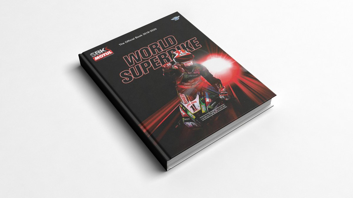 test Twitter Media - 📖The 2019 World Superbike Official Yearbook is ON SALE!  Relive an incredible year of racing with round by round reviews and unseen pictures from the 2019 season 🤩  📃| #WorldSBK https://t.co/bxXw8VSvQH https://t.co/KVbeBYyzYB