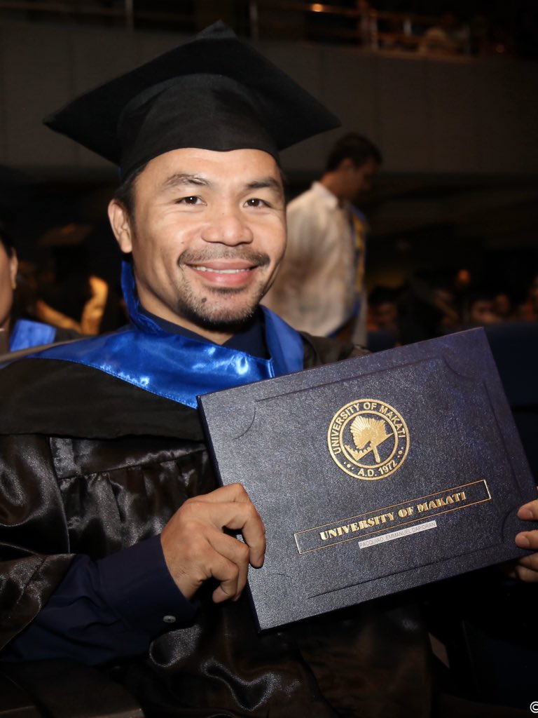test Twitter Media - Let us engrave this in our hearts: It is never too late to dream bigger dreams. It is never too late to accomplish our dreams. LIVE YOUR PASSION, not just for yourself, but for your family and for our country. Bachelor of Arts in Political Science- Local Government Administration https://t.co/p5UwnpbP65