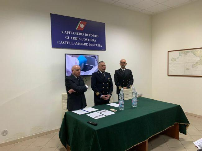 test Twitter Media - #TerzaPagina #Castellammare - La Guardia Costiera ospita lo storico militare Vincenzo Cuomo LEGGI LA NEWS: https://t.co/fbrxgBPIf8 https://t.co/m3Eb3Rh8X0