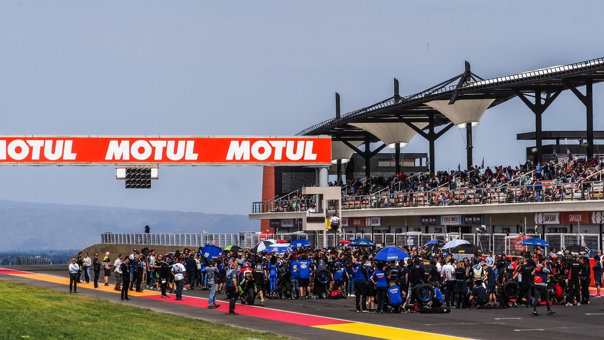 test Twitter Media - Take 5 – Incredible memories from Argentina and South America  Argentina was back on the calendar for 2019 and it certainly became a round to remember…  📃| #WorldSBK  https://t.co/TH9G3xbI13 https://t.co/FXNDBDe4av