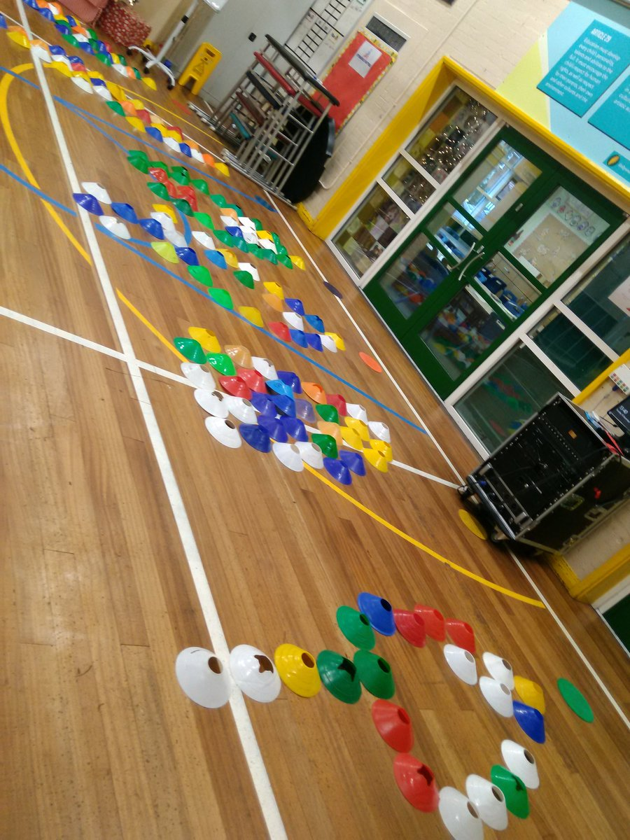 test Twitter Media - @cent_coaching #12daysoffitmas Day 7- Yesterday Y2 created trees with cones and decorated them in relay style. https://t.co/LKDXdbhz38