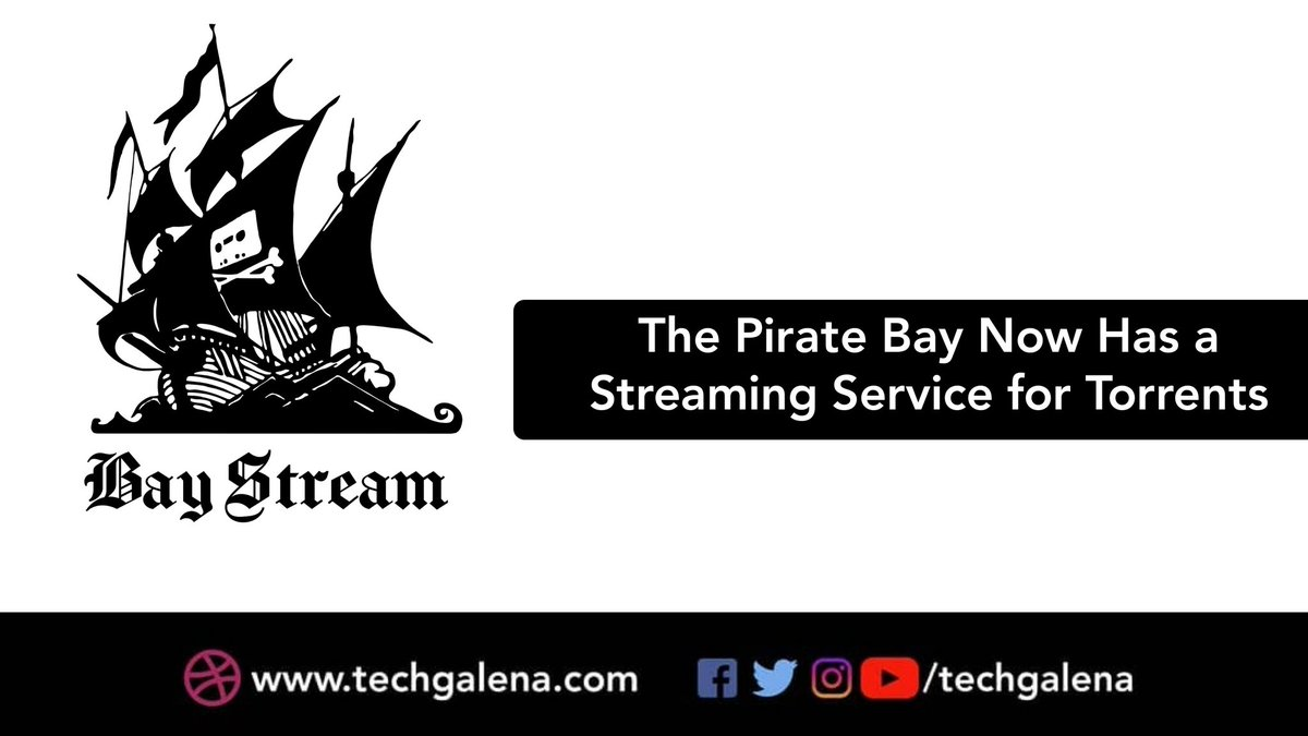 test Twitter Media - Spotted by #TorrentFreak, when you access #ThePirateBay n search for a TV show now, you may c a new 'B' icon under d name of d #torrent alongside icons 4 d 🧲 link among other things. Clicking on this icon takes u to a website called #BayStream where you can stream d torrent. https://t.co/kgbeON7vxw