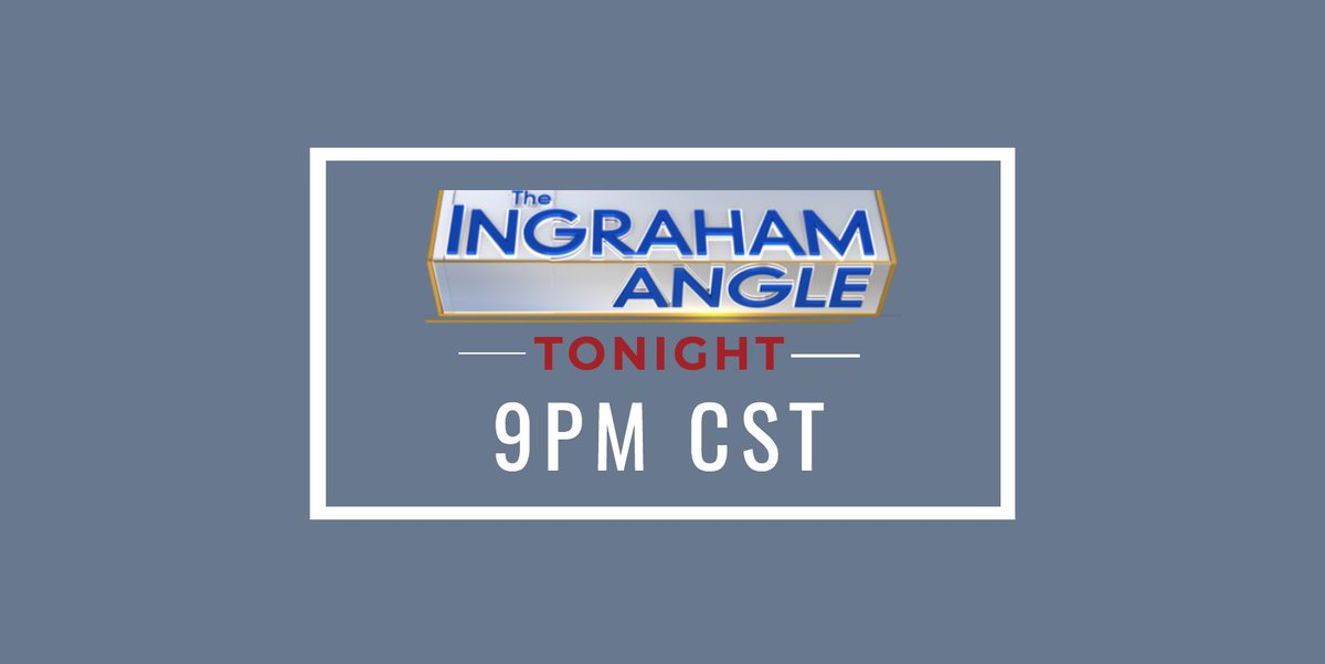 test Twitter Media - Tune in tonight on Laura Ingraham! https://t.co/unb1AOPcgW
