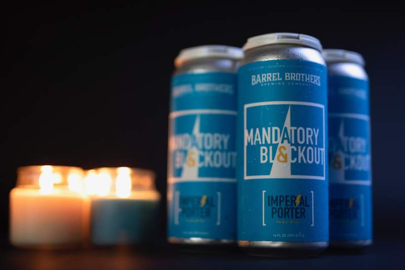 test Twitter Media - 'Power's out? Party's on': Another craft brewery makes PG&E-themed beer https://t.co/GYAtwcXtAx https://t.co/IcYeJLDRb1