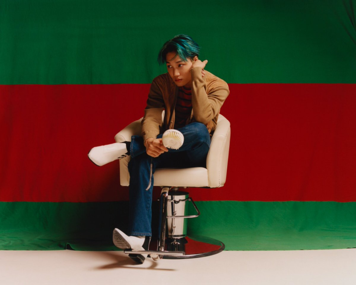 test Twitter Media - GUCCI/The Performers/KAI   👉🏻https://t.co/20Nlkbm3hB  #KAI #카이 #EXO #엑소 #weareoneEXO #Gucci   Photo credit - Samuel Bradley Co-production - Courtesy of Conde Nast https://t.co/geOX4Wl8WI
