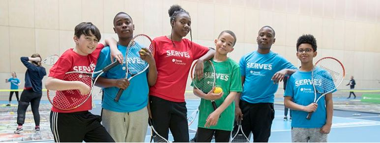 Would you like to become a Tennis Activator in Bedfordshire??  @the_LTA  Serves programme aims to transform the lives of disadvantaged people by giving them the opportunity to play tennis. #activeBedfordshire 💻 email Alexis.Simms@LTA.org.uk https://t.co/ujTxywReU8