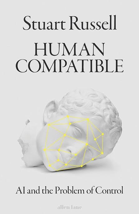 """test Twitter Media - Sadly my mystery cozy """"The Bodies in the Library"""" didn't arrive, yesterday. In the meantime, I'm reading an interesting book on artificial intelligence called """"Human Compatible"""" by Stuart Russell #books #AI #artificialintelligence https://t.co/7ObeMdP4A5"""