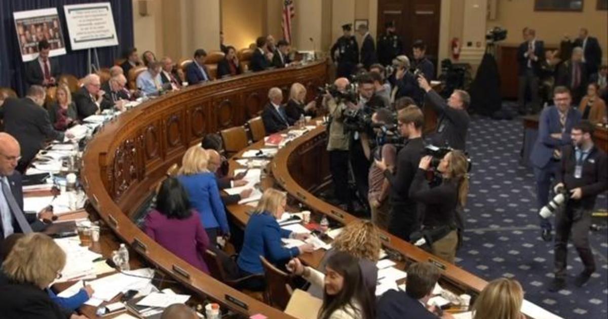 test Twitter Media - [CBS News] House Judiciary Committee debates articles of impeachment #UnitedStatesHouseCommitteeOnTheJudiciary #Impeachment #LosAngelesLakers #DonaldTrump https://t.co/DyKLpWAu1L https://t.co/EmgZ0i9LYm