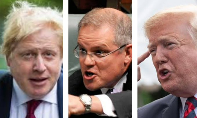 "test Twitter Media - ""Written off far too casually as a buffoon, a dishevelled embarrassment and ..."" okay, are we talking about ... #BorisJohnson, #DonaldTrump or #ScottMorrison?! #UKpolitics #USpolitics #auspol #UKElection https://t.co/yp9jBTreyA"