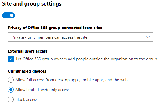 """test Twitter Media - @Microsoft365Pro @MicrosoftTeams @deltanr1 @vesanopanen @lauriepottmeyer Hi @Microsoft365Pro, thanks for sharing this! """"I'm excited"""". Tested the new #SensitivityLabels in DEV.  Loving😍this feature to assign labels to O365 Groups, especially in #MicrosoftTeams. Decide on """"Private/Public"""", """"External user access"""", """"Unmanaged devices"""" - great! https://t.co/FVfcbLzmgA"""