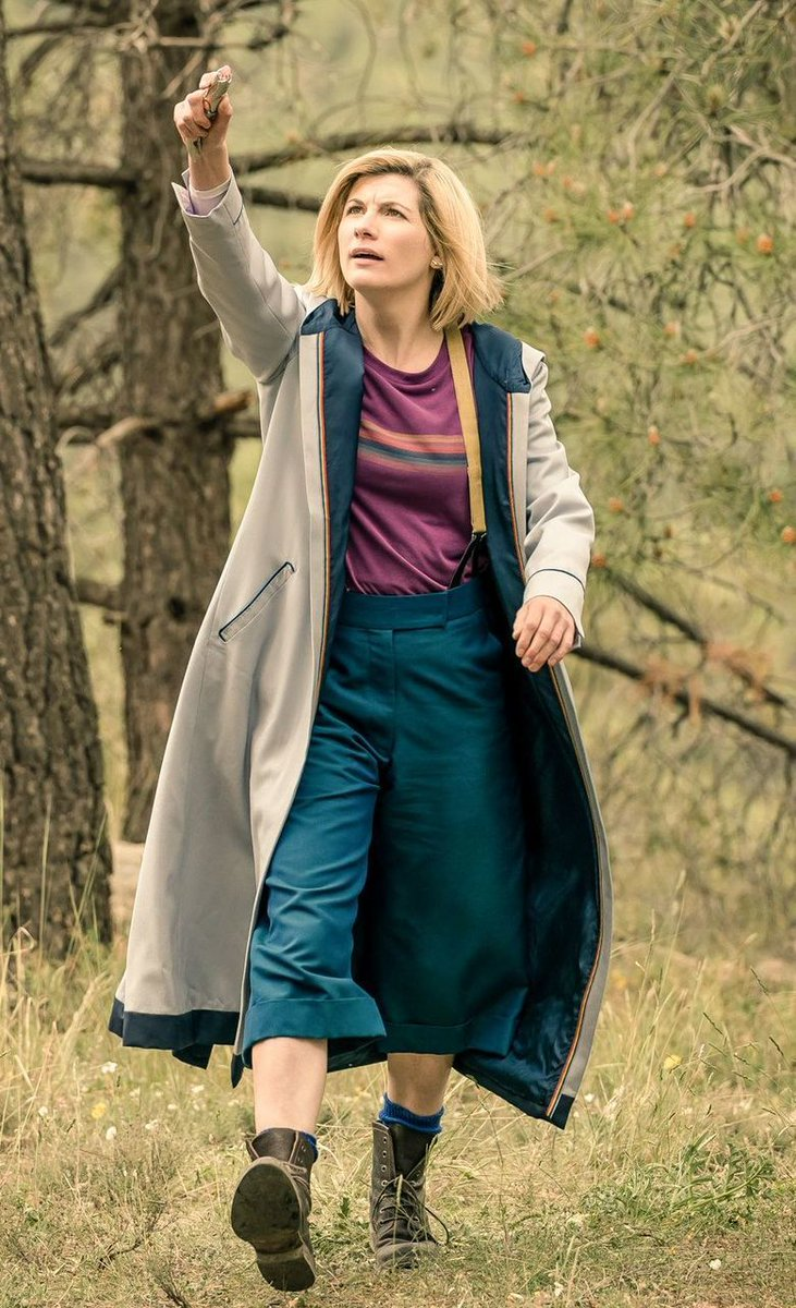 test Twitter Media - Morning Twitter. Here's the 13th Doctor Jodie Whitaker for the 13th day of advent. #DoctorWho #DrWho #13thdoctor #jodiewhittaker https://t.co/aRJhiBROGO