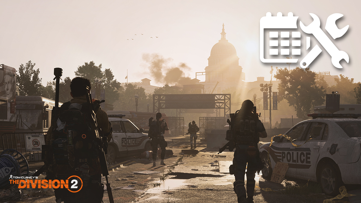 test Twitter Media - https://t.co/owxUemyrPI RT UbisoftSupport: Greetings Agents,   🛠 We'll be performing an update on #TheDivision2 today from 05:00 AM EST / 10:00AM UTC.  🕑 Expected downtime: 2 Hours.   🎮 Platforms : PC, PS4 & Xbox One. https://t.co/D8gEATxwsn It's worth trying to see if it …