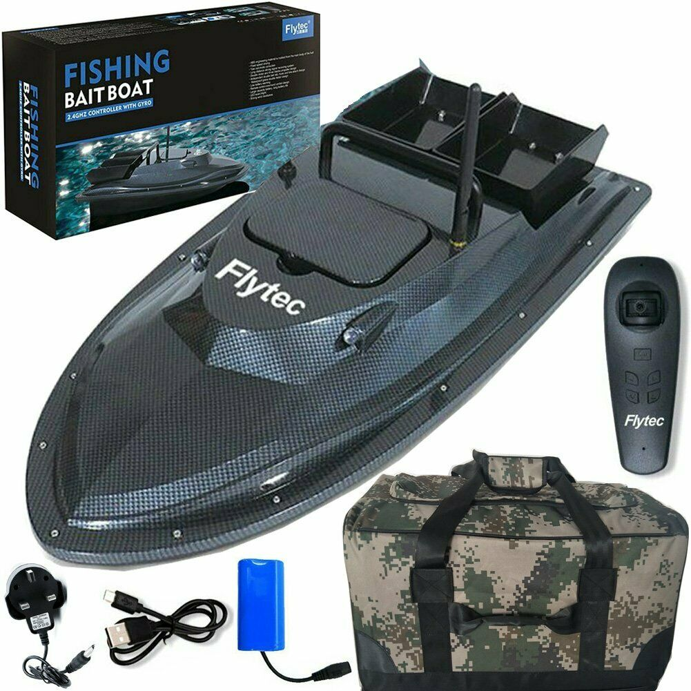 Ad - 2019 Flytec 500M Bait Boat On eBay here -->> https://t.co/bciKAJwhyD  #carpfishing #baitb
