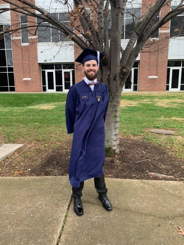test Twitter Media - Congratulations to Knockahoma Nation intern @realcalebpayne on graduating from @UTChattanooga! https://t.co/8J4Tadag1a