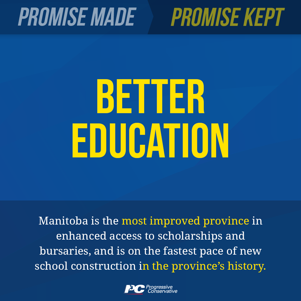 test Twitter Media - We are proud of our record on education. But there is much more work to be done!  Learn about our plan for 2020 and beyond: https://t.co/N85CYq6RDo   #mbpoli #MovingManitobaForward https://t.co/IOIvDidPQm