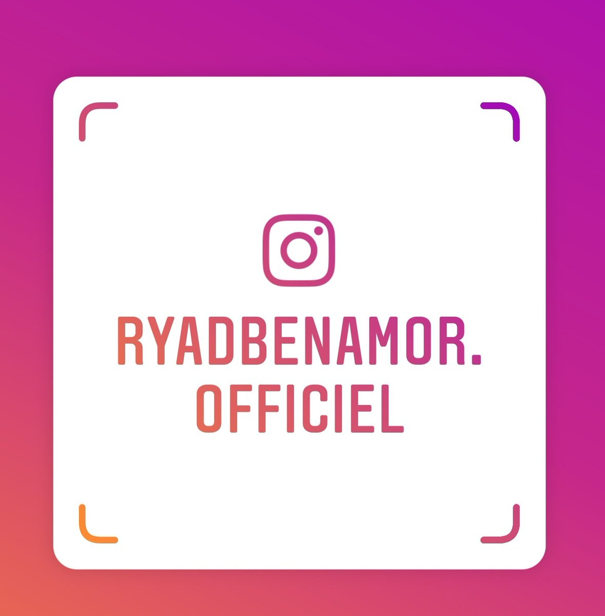 Abonnez-vous @Ryadbenamor.officiel https://t.co/b89Dyn7dex