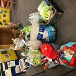 We had a fantastic response to our collection for the #svpfoodbank! Very proud of our students! https://t.co/fAcaS3FtkZ