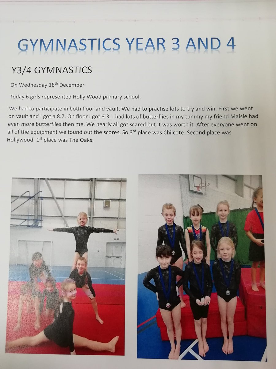 test Twitter Media - Lola wrote a lovely report about the gymnastics @KingsHeathSP . Thankyou for hosting the event. https://t.co/qm6M8UaOdc
