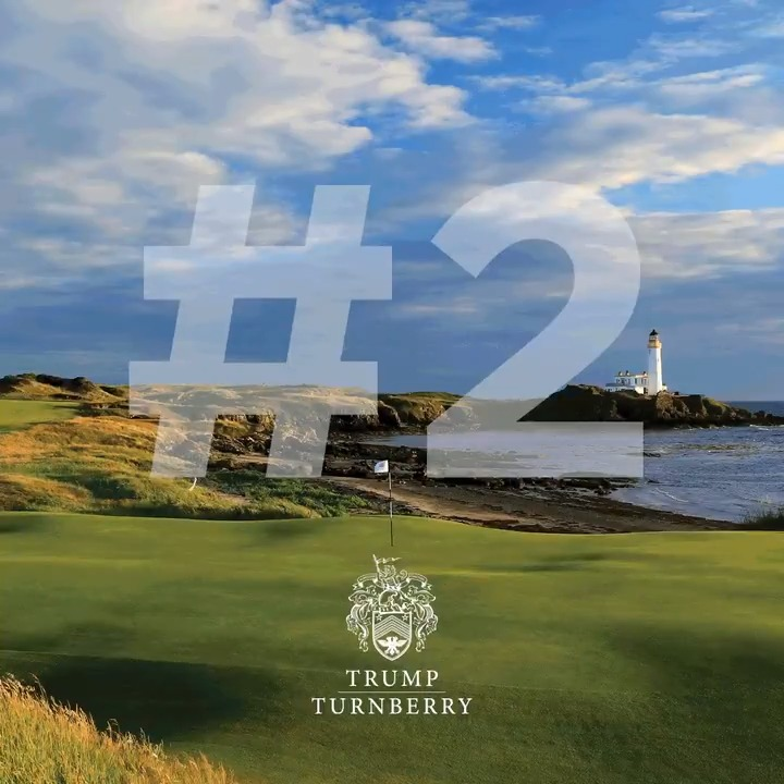 Congratulations to @TrumpTurnberry, @TrumpScotland & @TrumpDoonbeg on being named 3 of the Top 100 Luxury Golf Resorts in Britain & Ireland 2020 by Golf World Magazine!