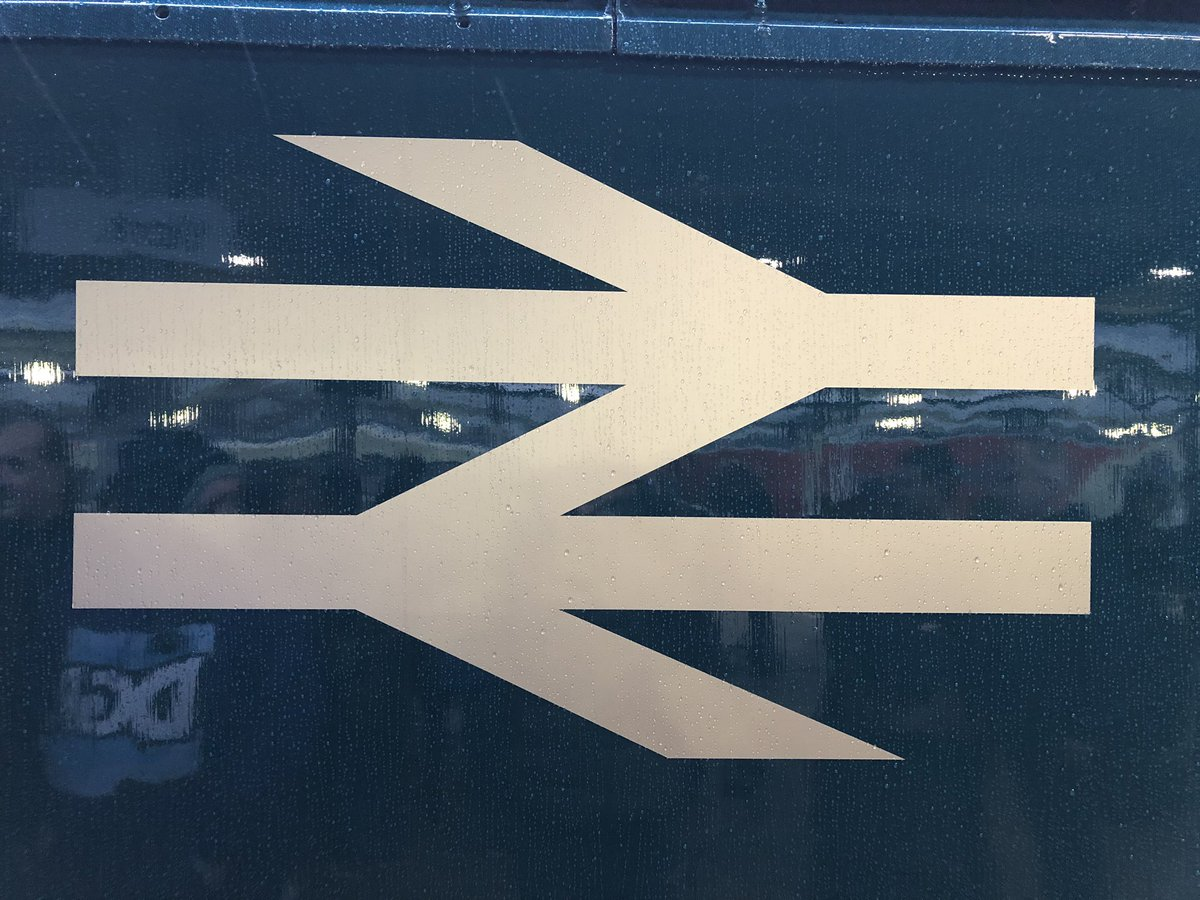 test Twitter Media - The train is painted in the original British Rail InterCity 125 livery. LNER are celebrating more than four decades of service from the iconic High Speed Train on the East Coast route with a special farewell tour join @JonMitchellITV on @BitcoinMagazine at 6 tonight https://t.co/nB46Bc5lVP