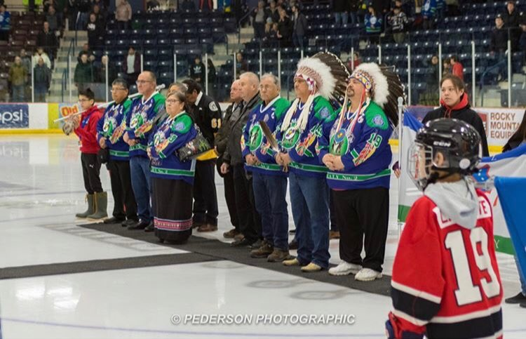 test Twitter Media - Many thanks to Treaty 2 for sponsoring last nights Dauphin Kings game and the invitation to join in the opening ceremonies. Was great! https://t.co/g6GsNZR4ZU