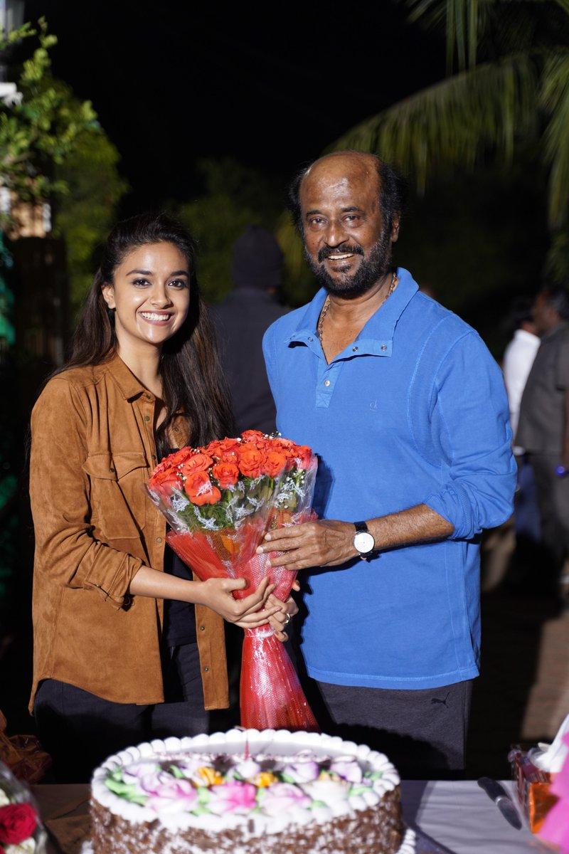 Team #Thalaivar168 congratulates @KeerthyOfficial for winning the National Award for Best Actress.  #66thnationalfilmawards