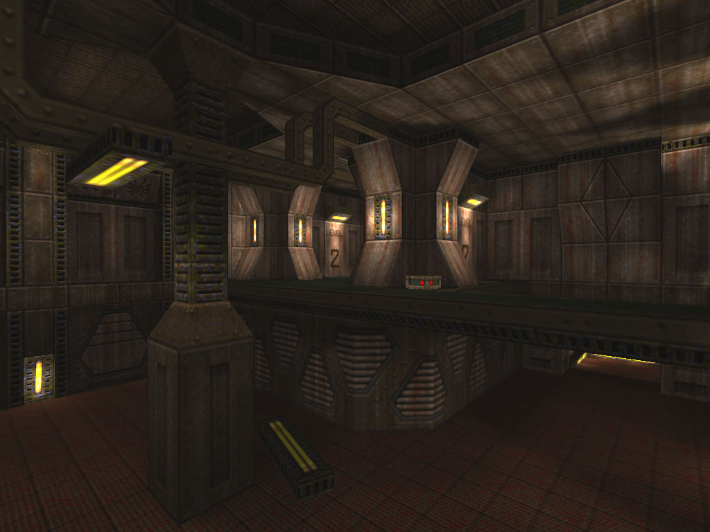 Apollo, FatController, Tronyn, Tyrann - Operation: Urth Majik (oum 26.07.2001)  Rated Excellent #ikbase #episode #classic #obtex #temple #mustplay #planetquake-map-of-the-week #QOTD