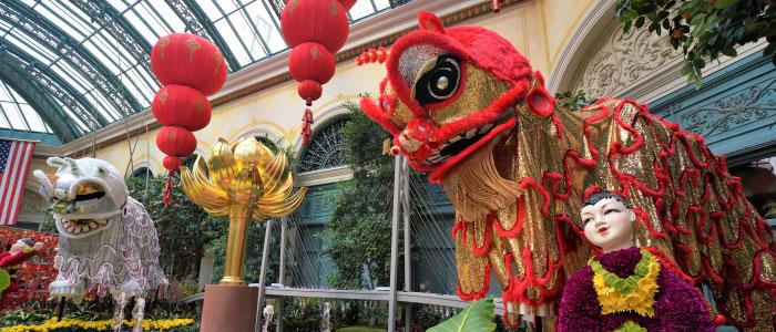 Las Vegas Celebrates Chinese New Year  #vegas #cny