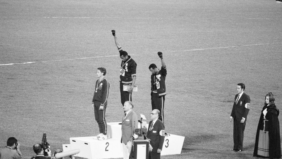 Olympic committee bans taking a knee, raising a fist in protest at 2020 Tokyo games