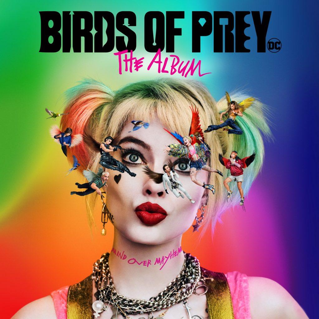 Pre-order the official @birdsofpreywb soundtrack out 2/7!!  @Normani x @theestallion - #Diamonds is out now ✨ #BirdsOfPrey @BOPSoundtrack