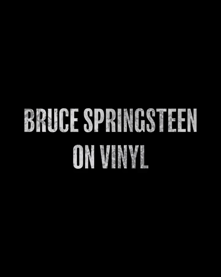 Five modern classic Bruce Springsteen albums are coming to vinyl February 21. '18 Tracks,' 'Live In New York City,' 'The Rising' and 'Devils & Dust', and 'Live In Dublin,' will be available on vinyl for the first time ever. Pre-order now