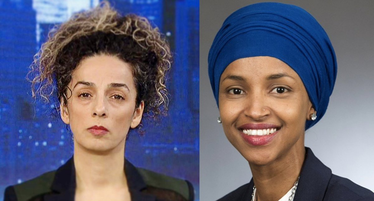 "MPORTANT THREAD ⬇️⬇️⬇️  1-Earlier this week, Rep Ilhan Omar shared a defamatory article about me on social media by a Koch-Brothers funded ""think tank"" co-founded by a known sympathizer of the Iranian regime.    Here's my response to @IlhanMN"
