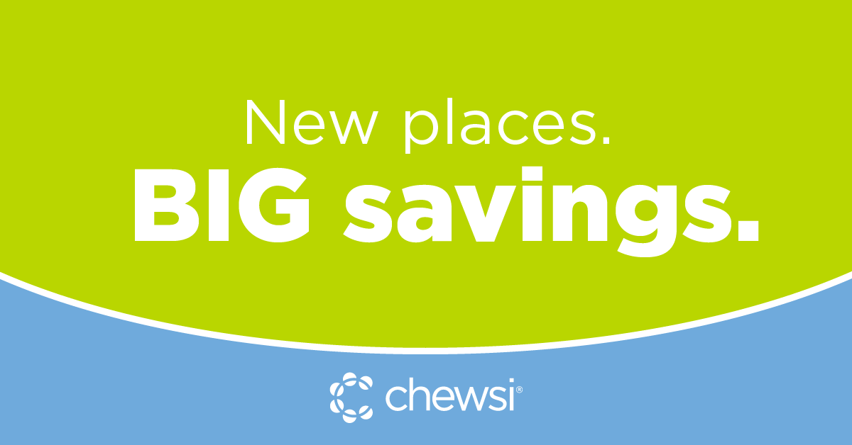 Chewsi isn't slowing down in 2020. Follow us on Facebook to check out the newest dentists to join our network. https://t.co/AGy1W1V73A https://t.co/8NObiQxJcK
