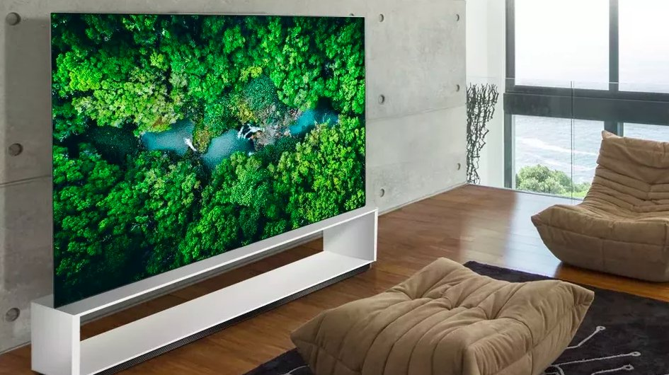 LG announces new 8K OLED TVs with smart upscaling and AirPlay