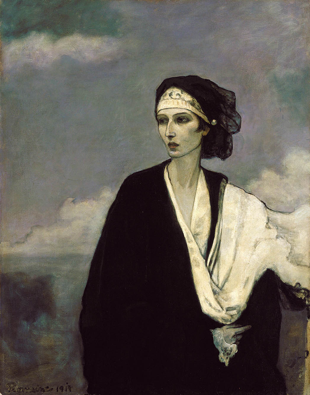 Ida Rubinstein, Romaine Brooks, 1917 https://t.co/iblb0gdAFo