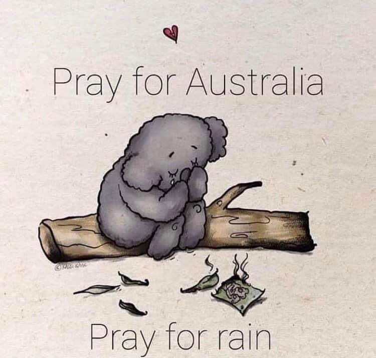 Please #PrayForAustralia Shower Rain!! #PrayForRain