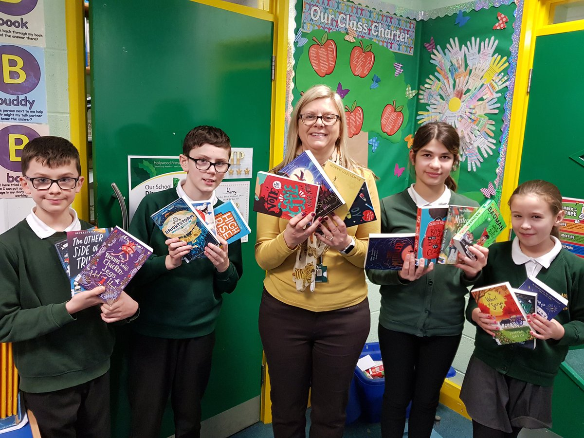 test Twitter Media - Thanks so much to our very generous parents who gave money to our @Supportyoursch campaign earlier in the school year. Here are some of our avid Year 6 readers with Mrs Haddock, our librarian, with new books for their reading corner. https://t.co/FklEIAnbqL