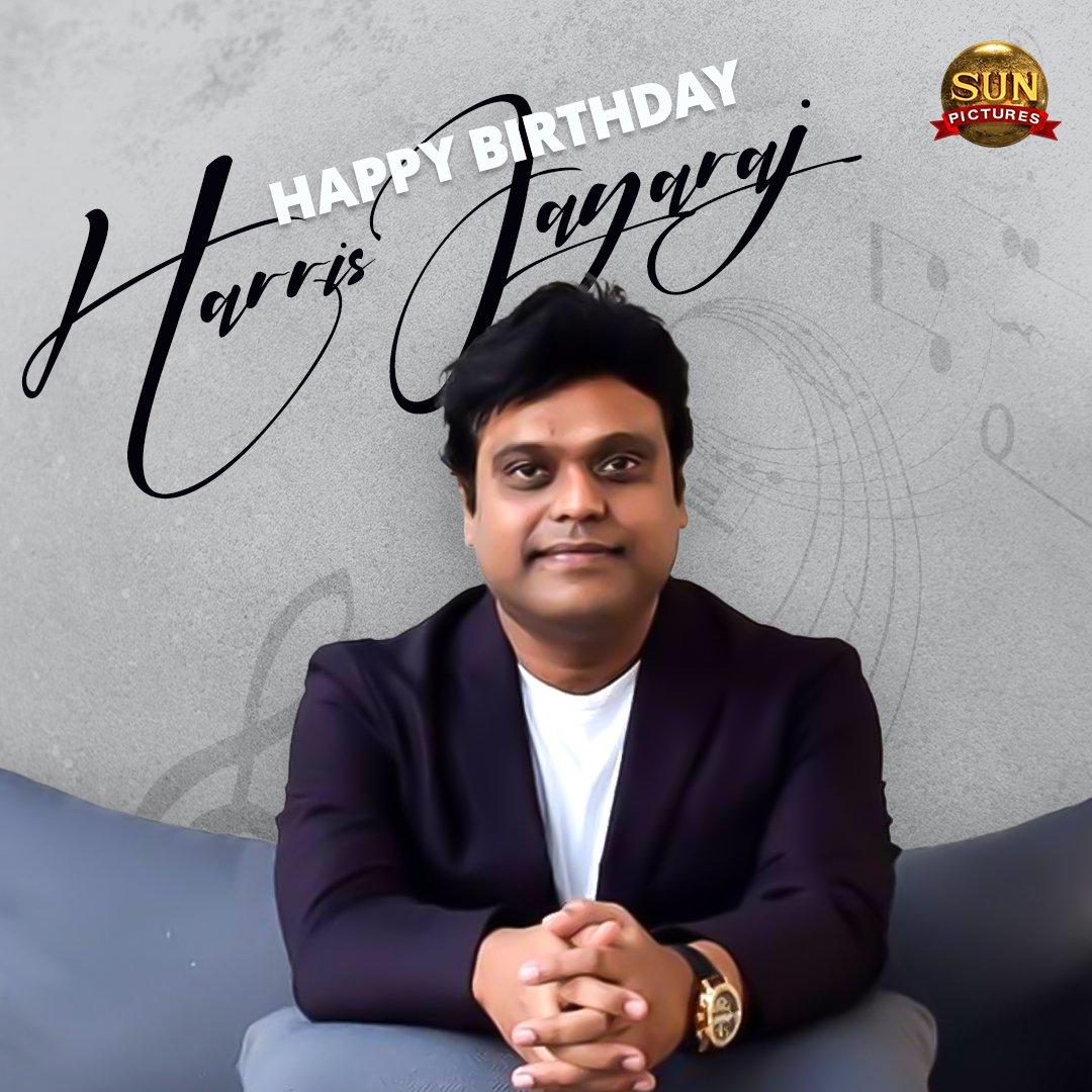 Wishing the melody king @Jharrisjayaraj a very happy birthday.  #HBDHarrisJayaraj